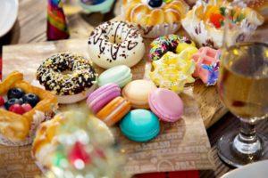 甘い食べ物