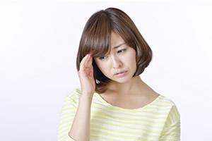 頭痛や便秘など内臓の不調