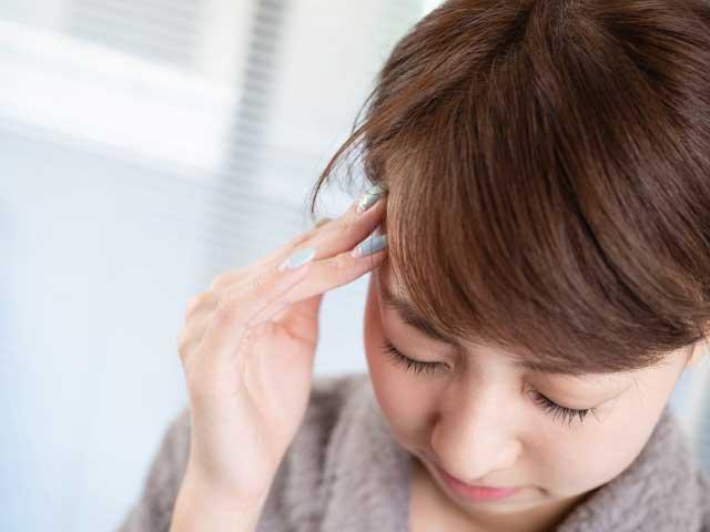 雨の日頭痛は耳の形で決まる?