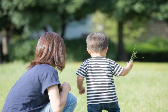 お子さまの施術の前にお母さんの不調を改善する