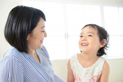 お母さんの不調を改善してからの方が、お子さんの施術が効果的になることが多い。