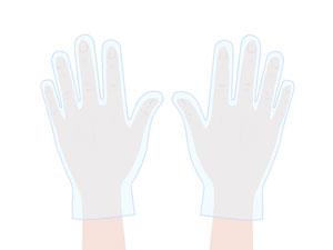 主婦湿疹には手袋を使用